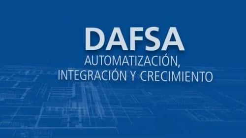 Caso práctico del depósito automático de Dafsa