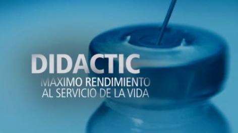 Mecalux suministra a Didactic una solución de almacenammiento a la medida de sus necesidades