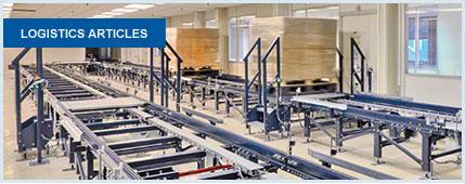 Transportadores para pallets: elevado rendimiento y manipulación automatizada de la mercancía