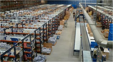 Cofan - un referente logístico entre las empresas que trabajan con múltiples referencias