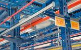 Medidas de protección para las estanterías metálicas y los depósitos frente al riesgo de incendio