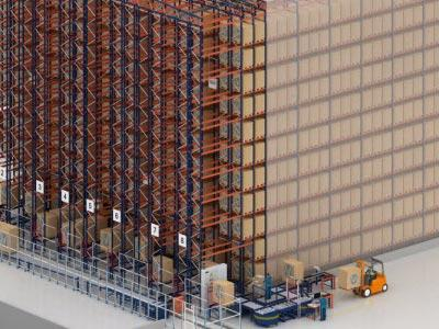 Cómo ahorrar energía en los procesos logísticos de un depósito automático