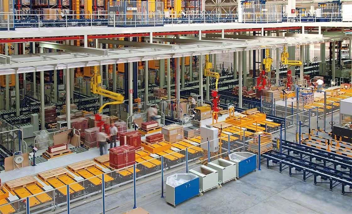 Diferentes sistemas permiten automatizar procesos del depósito relacionados con la preparación de pedidos
