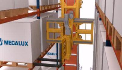 Automatizar racks convencionales sin modificar su depósito
