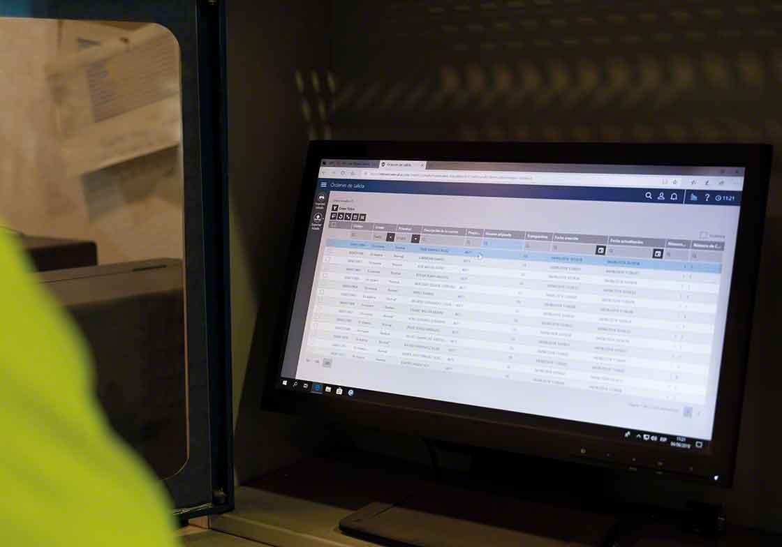 La instalación de nuevas versiones del software de gestión del depósito forman parte del mantenimiento de actualización
