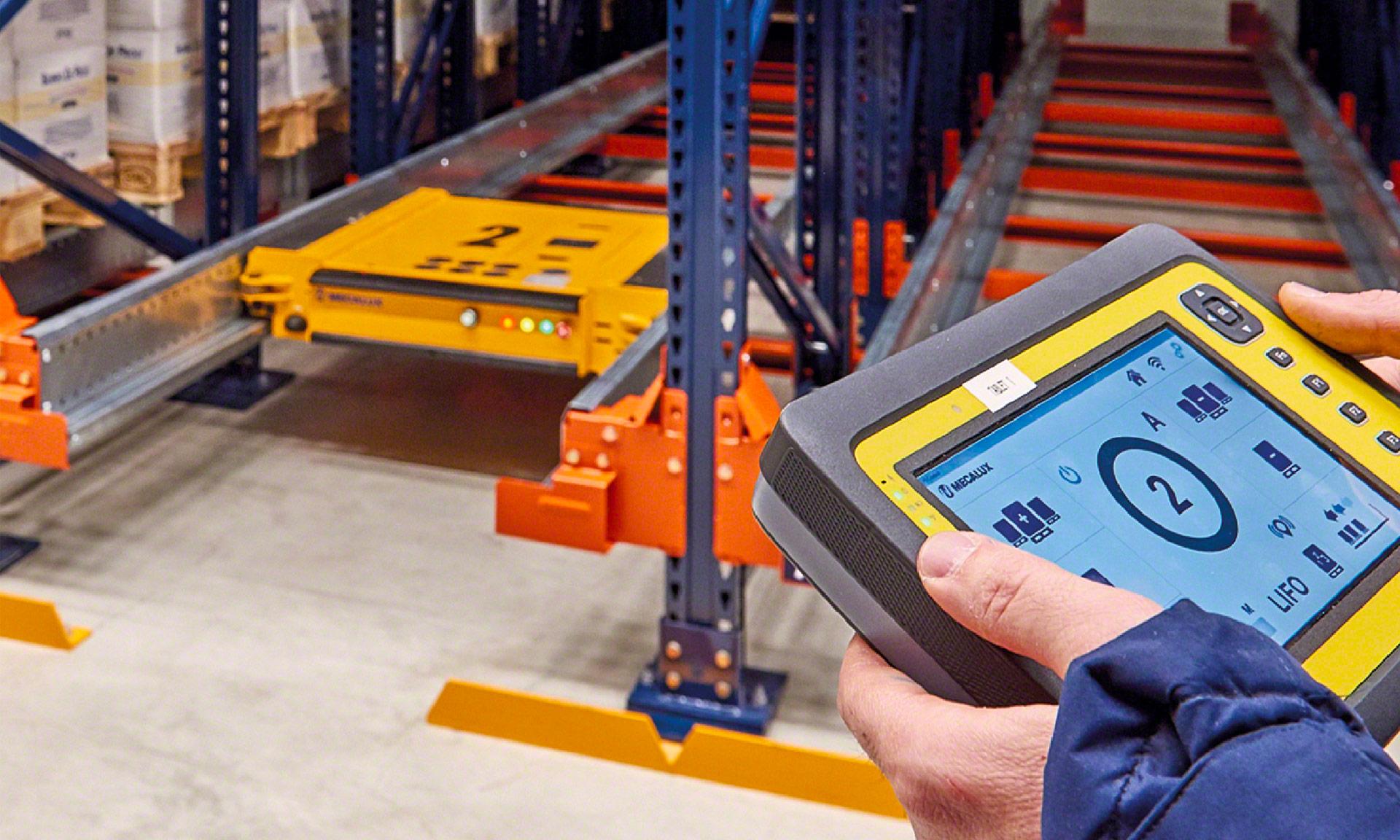 Ingram Micro, operador logístico de empresas de tecnología, instalará el Pallet Shuttle en su depósito