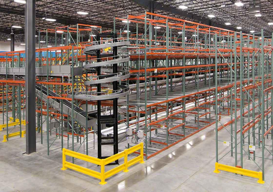 Las torres de picking facilitan la gestión de la preparación de pedidos en depósitos farmacéuticos