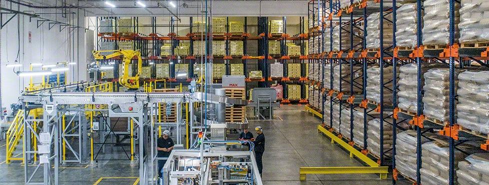 Nestlé pone en marcha un depósito en Argentina para la línea de leche en polvo
