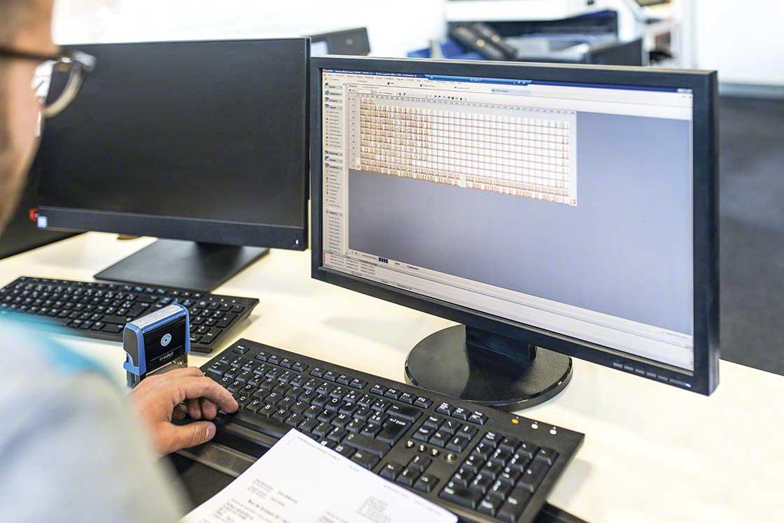 La  integración del ERP y el WMS es necesaria para contar con los datos de inventario actualizados