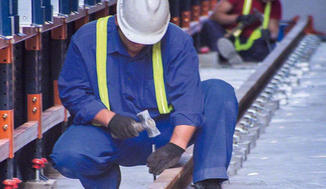 Los equipos de protección individual evitan accidentes laborales