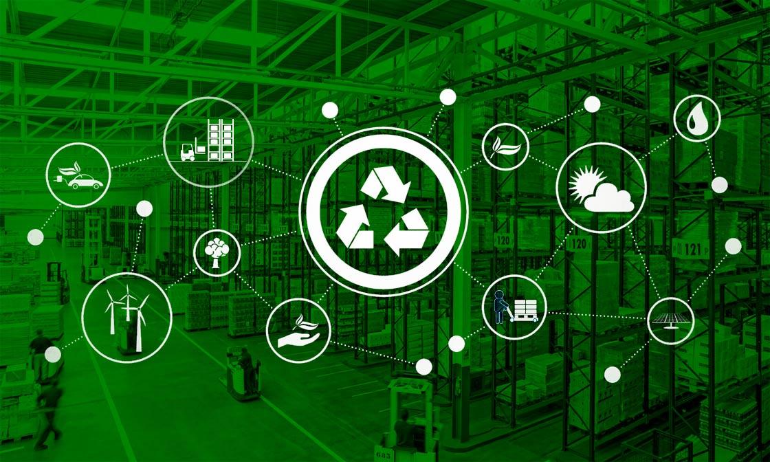 La cadena de suministro sostenible prioriza un uso racional de los recursos